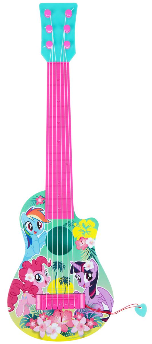 Музыкальная игрушка Мой маленький пони Гитара гитара игрушечная 1 toy поющий оркестр