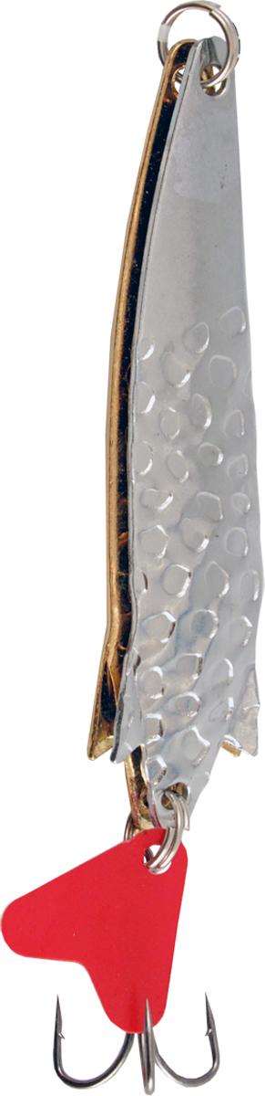 Фото - Блесна SWD Dvina Double, двойная колеблющаяся, 25 г, цвет: 01-02 (серебристый, золотистый) удочка зимняя swd ice bear 60 см