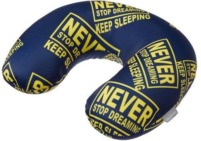 Подушка для шеи Samsonite, цвет: Нью-Йорк. U23-71310 сумка samsonite travel accessories u23 601 u23 04601