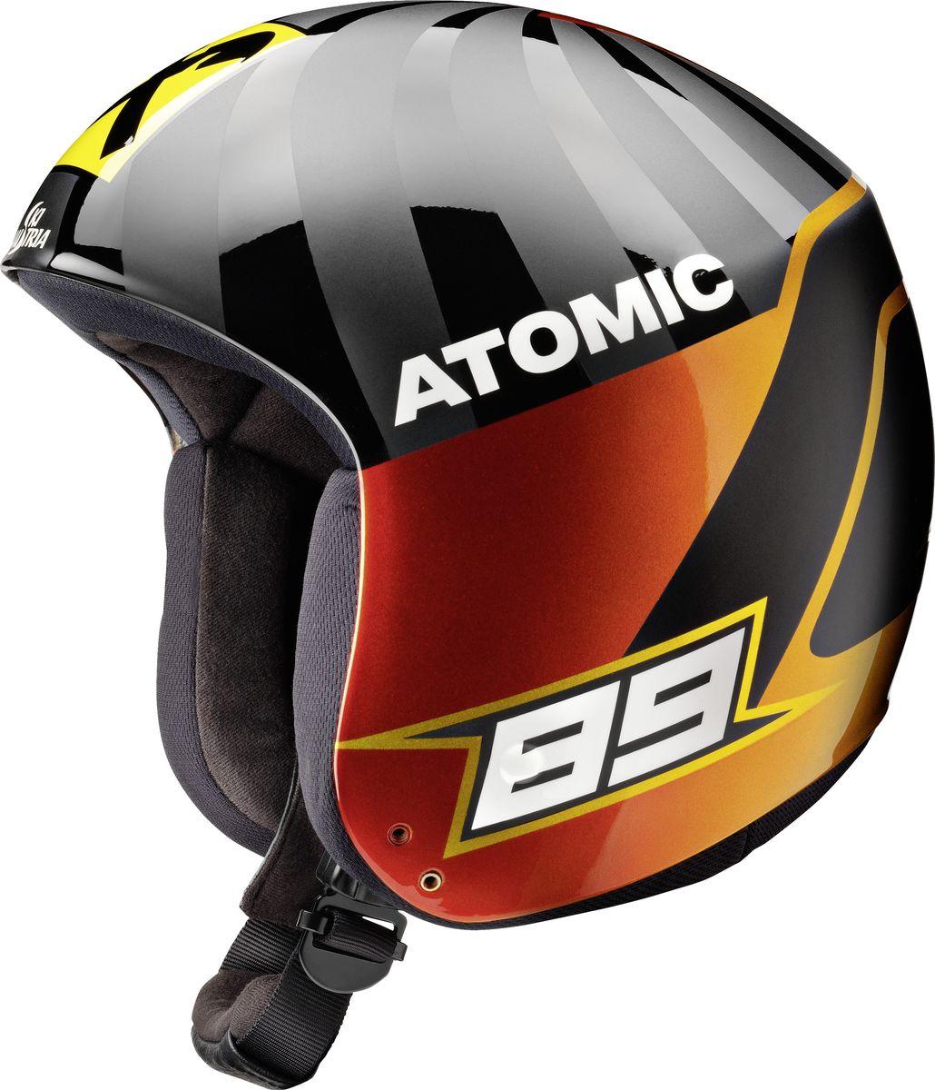 Шлем горнолыжный Atomic RedRedster Replica, цвет: черный. Размер L (59-62)