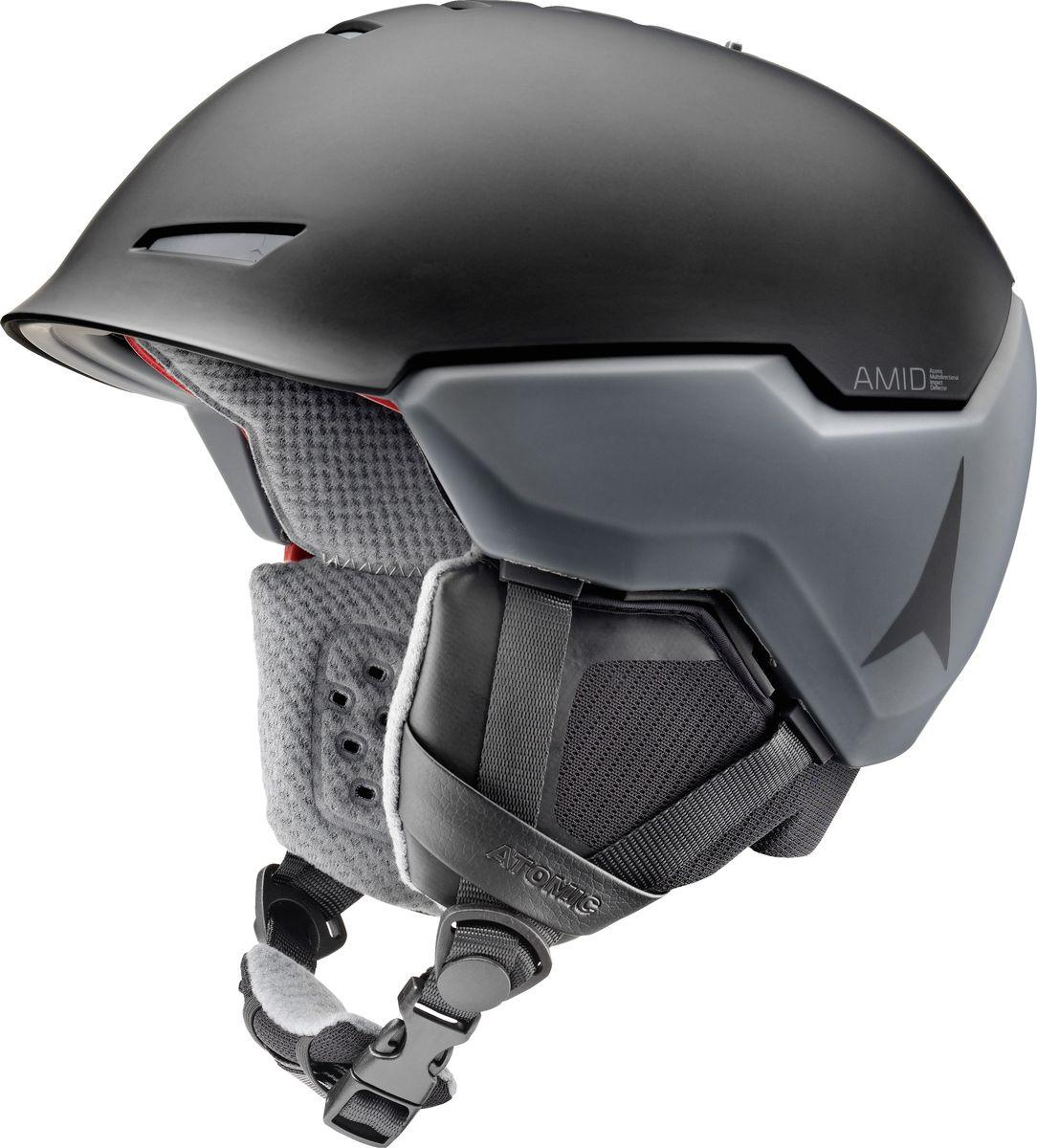 Шлем горнолыжный Atomic Revent+ Amid, цвет: черный. Размер XL (62-64)