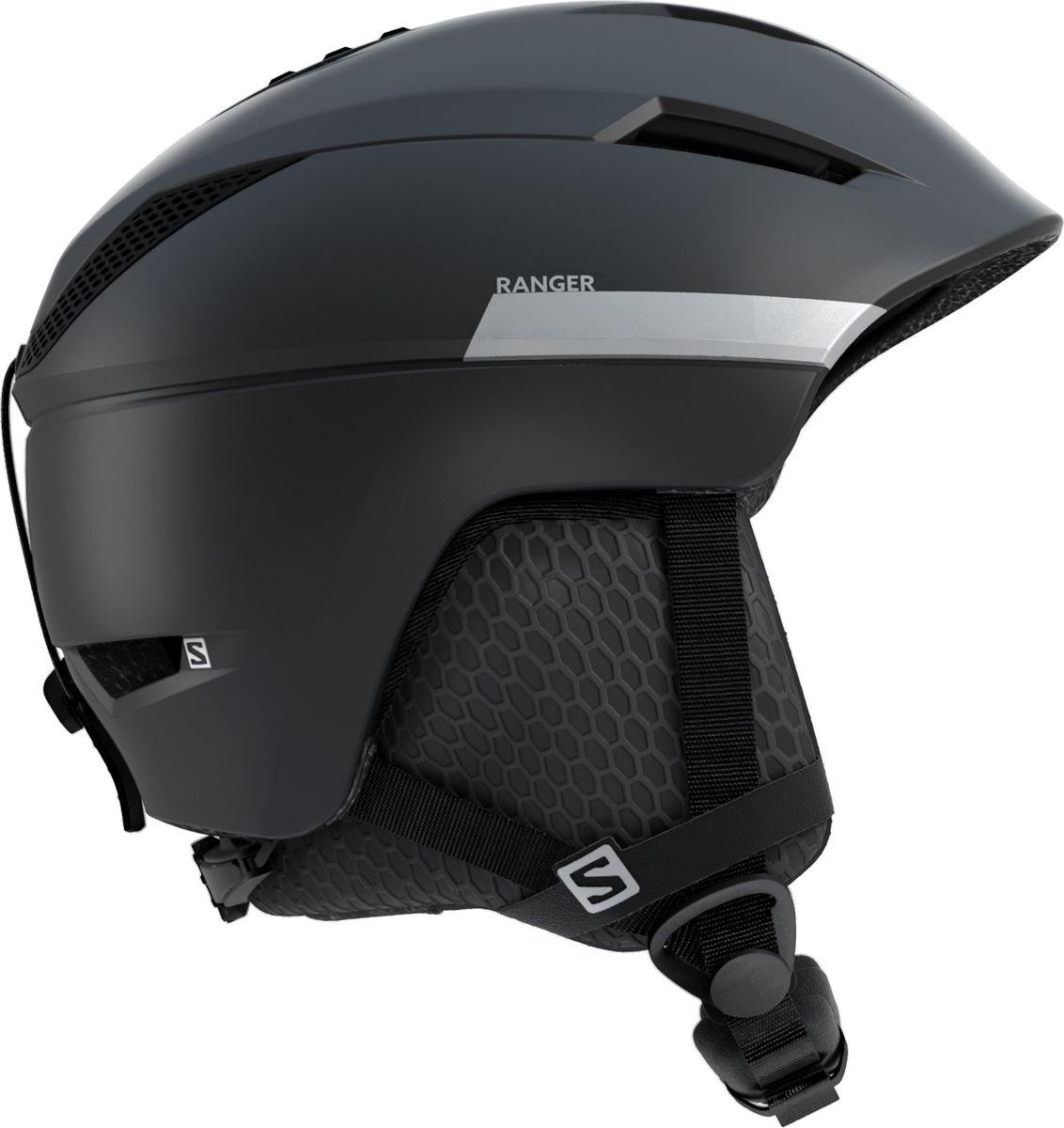 Шлем горнолыжный Salomon Ranger2 Mips, цвет: черный. Размер M (56-59)