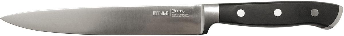 Нож универсальный Taller, длина лезвия 20 см. TR-2021 нож универсальный taller длина лезвия 13 см tr 2048