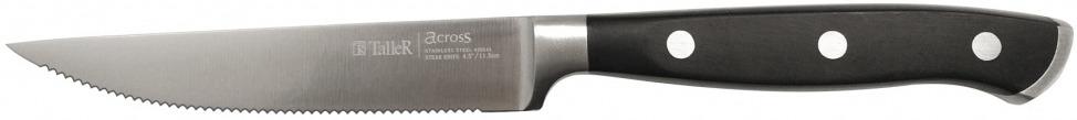 Нож для мяса Taller, длина лезвия 11,5 см. TR-2022 нож универсальный taller длина лезвия 13 см tr 2048