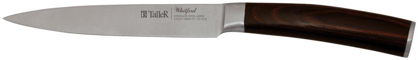 Нож универсальный Taller, длина лезвия 13 см. TR-2048 нож универсальный taller длина лезвия 13 см tr 2048