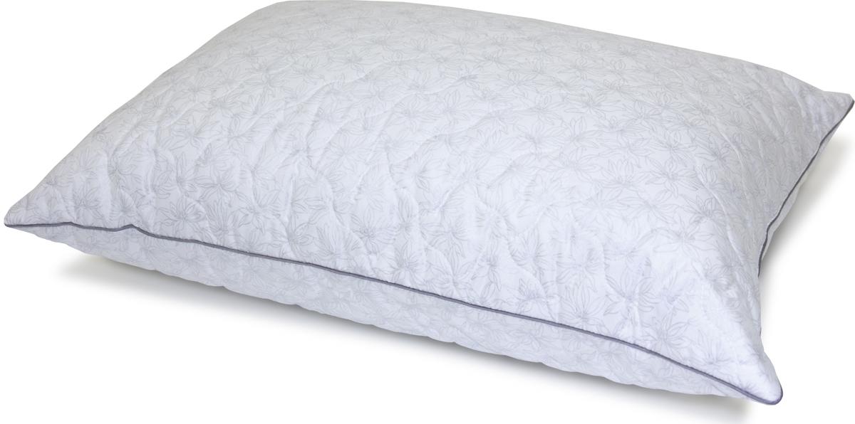 Подушка Daily by T Шалфей, наполнитель: полиэфир, цвет: белый, 50 х 70 см подушка нано 50х70 daily by t