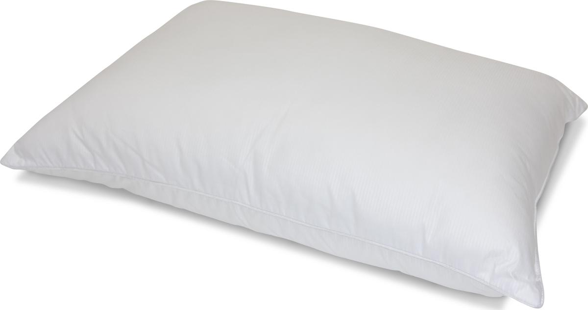 Подушка Daily by T Шелковый путь, наполнитель: искусственный пух, цвет: белый, 50 х 70 см матрас подушка на подоконник daily home