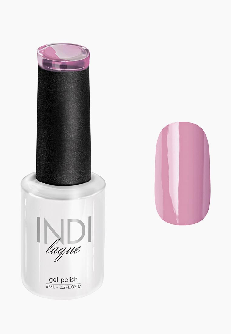 Набор для нейл-арта: пилка для ногтей RuNail Professional + Гель-лак INDI laque, тон №3547, 9 мл vivienne sabo gel laque nail atelier гель лак для ногтей тон 119 12 мл