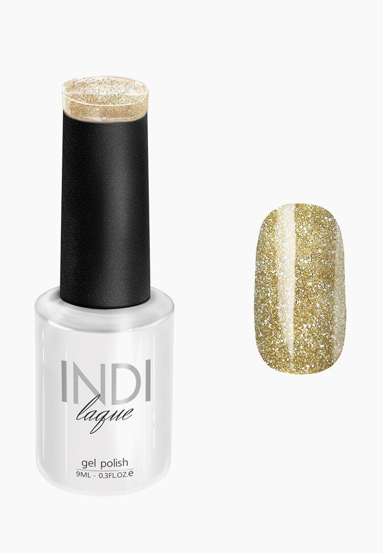 Набор для нейл-арта: пилка для ногтей RuNail Professional + Гель-лак INDI laque, тон №3704, 9 мл vivienne sabo gel laque nail atelier гель лак для ногтей тон 119 12 мл