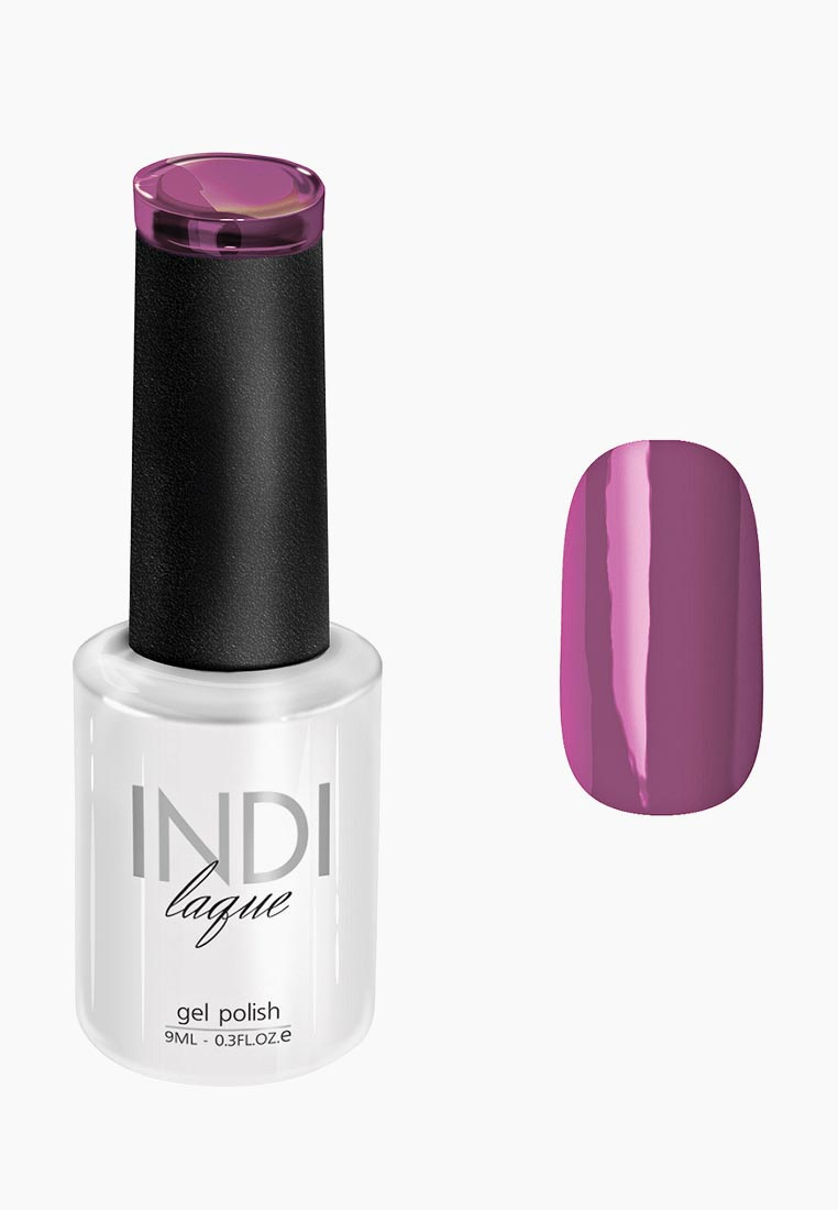 цены на Набор для нейл-арта: пилка для ногтей RuNail Professional + Гель-лак INDI laque, тон №3466, 9 мл  в интернет-магазинах