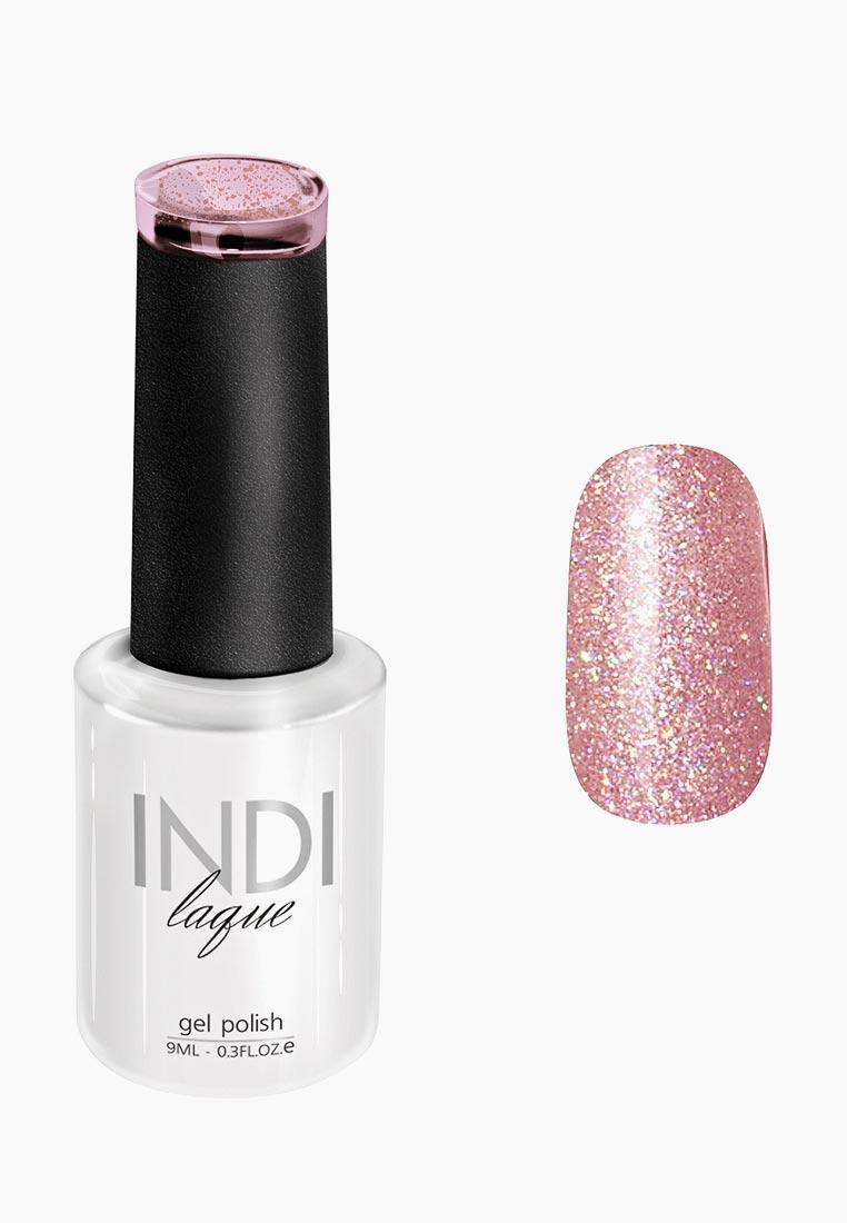 цены на Набор для нейл-арта RuNail Professional пилка для ногтей и Гель-лак INDI laque, 9 мл №3569  в интернет-магазинах
