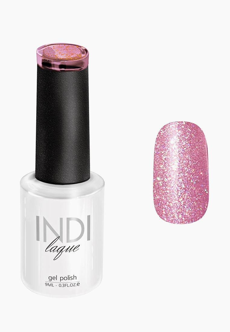 Набор для нейл-арта RuNail Professional пилка для ногтей и Гель-лак INDI laque, 9 мл №3575 vivienne sabo gel laque nail atelier гель лак для ногтей тон 119 12 мл