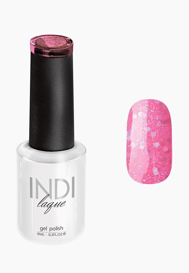 Набор для нейл-арта: пилка для ногтей RuNail Professional + Гель-лак INDI laque, тон №3578, 9 мл vivienne sabo gel laque nail atelier гель лак для ногтей тон 119 12 мл