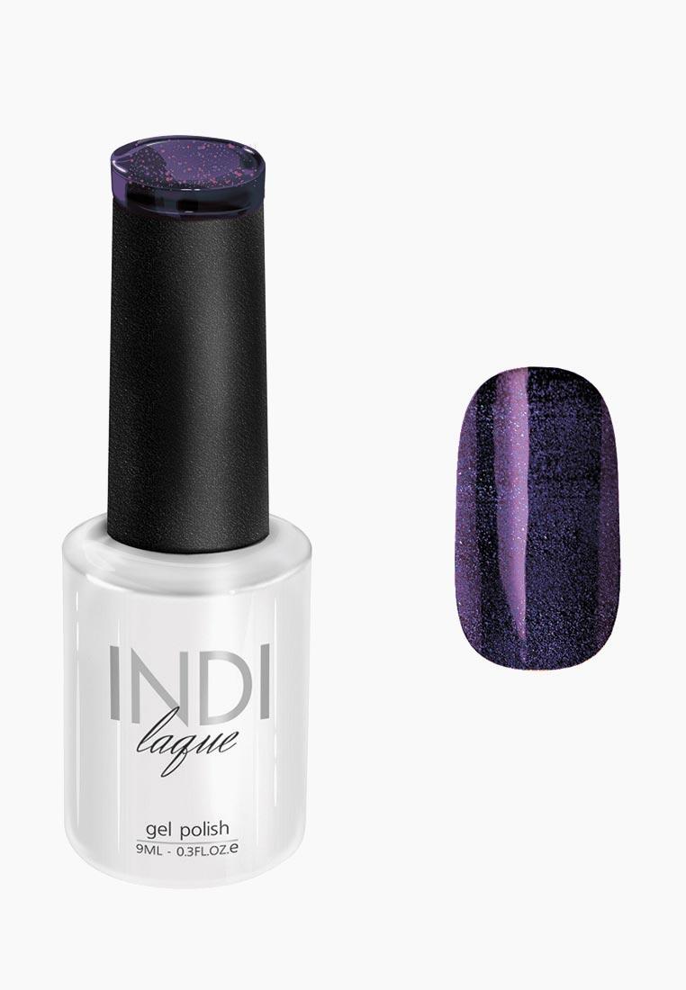 Набор для нейл-арта: пилка для ногтей RuNail Professional + Гель-лак INDI laque, тон №3587, 9 мл vivienne sabo gel laque nail atelier гель лак для ногтей тон 119 12 мл