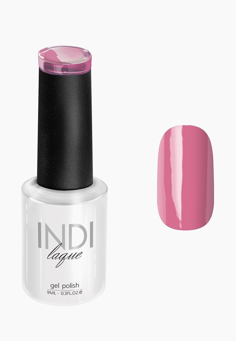 Набор для нейл-арта: пилка для ногтей RuNail Professional + Гель-лак INDI laque, тон №3649, 9 мл vivienne sabo gel laque nail atelier гель лак для ногтей тон 119 12 мл