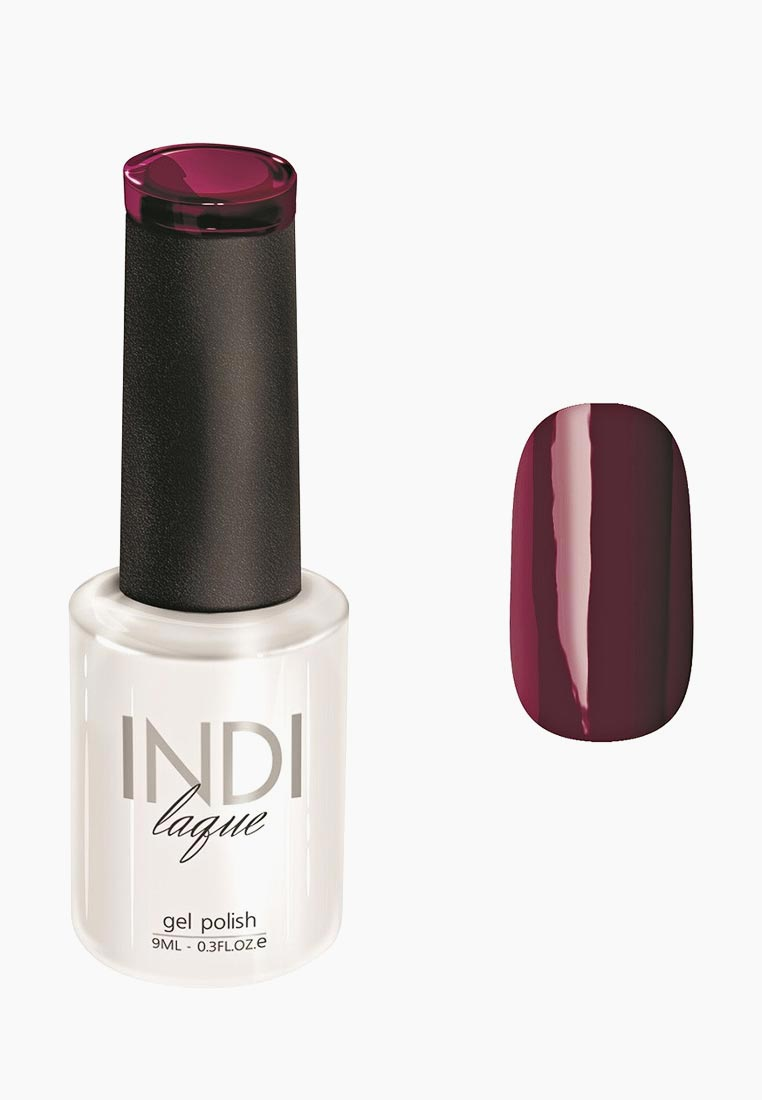 цены на Набор для нейл-арта: пилка для ногтей RuNail Professional + Гель-лак INDI laque, тон №3364, 9 мл  в интернет-магазинах