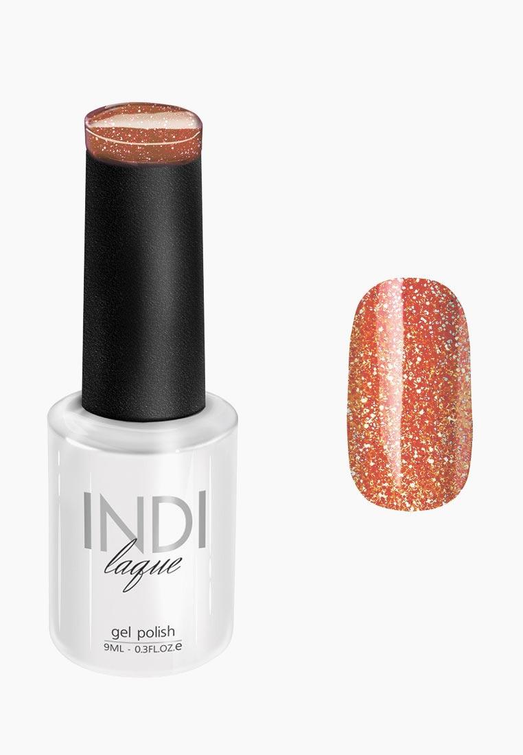 цены на Набор для нейл-арта RuNail Professional пилка для ногтей и Гель-лак INDI laque, 9 мл №3668  в интернет-магазинах