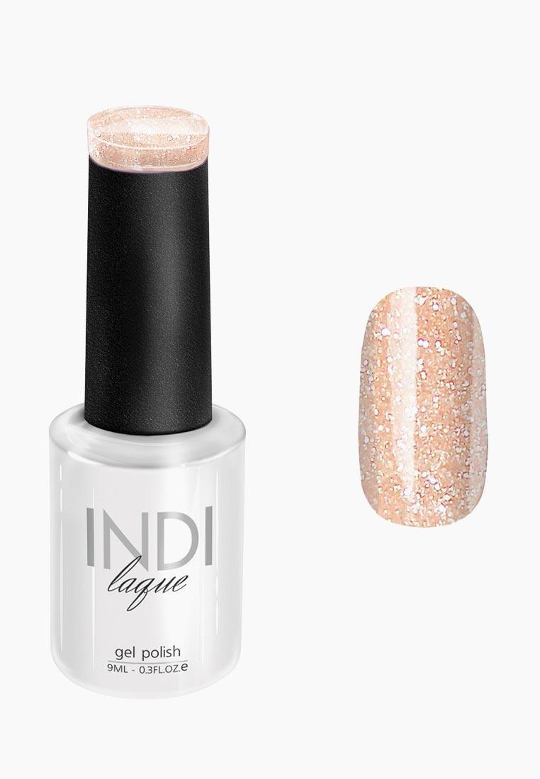 Набор для нейл-арта RuNail Professional пилка для ногтей и Гель-лак INDI laque, 9 мл №3701 vivienne sabo gel laque nail atelier гель лак для ногтей тон 119 12 мл