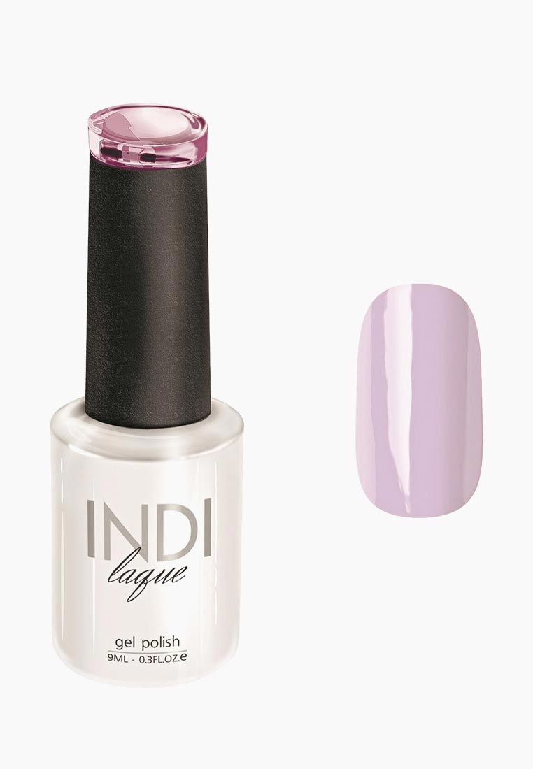 Набор для нейл-арта: пилка для ногтей RuNail Professional + Гель-лак INDI laque, тон №3347, 9 мл vivienne sabo gel laque nail atelier гель лак для ногтей тон 119 12 мл