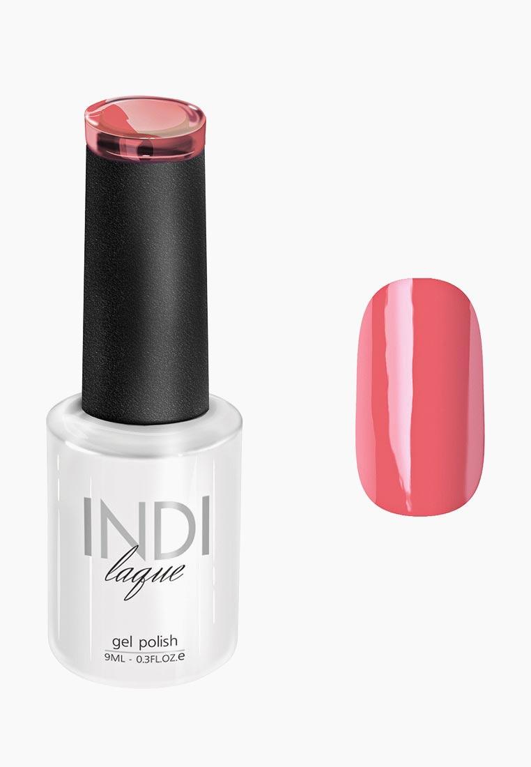 Набор для нейл-арта RuNail Professional: пилка для ногтей + гель-лак Indi Laque, тон 3482, 9 мл vivienne sabo gel laque nail atelier гель лак для ногтей тон 119 12 мл