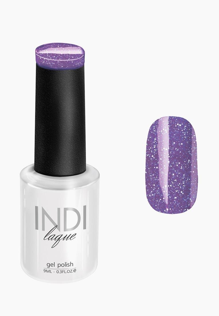 цены на Набор для нейл-арта RuNail Professional пилка для ногтей и Гель-лак INDI laque, 9 мл №3700  в интернет-магазинах