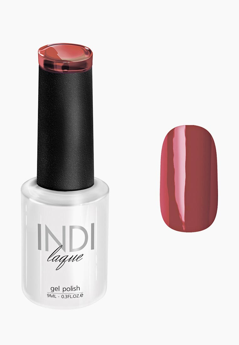 цены на Набор для нейл-арта RuNail Professional пилка для ногтей и Гель-лак INDI laque, 9 мл №3475  в интернет-магазинах