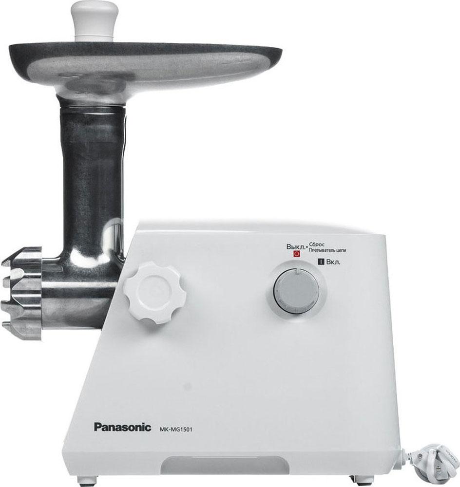 Мясорубка Panasonic MK-MG1501WTQ все цены