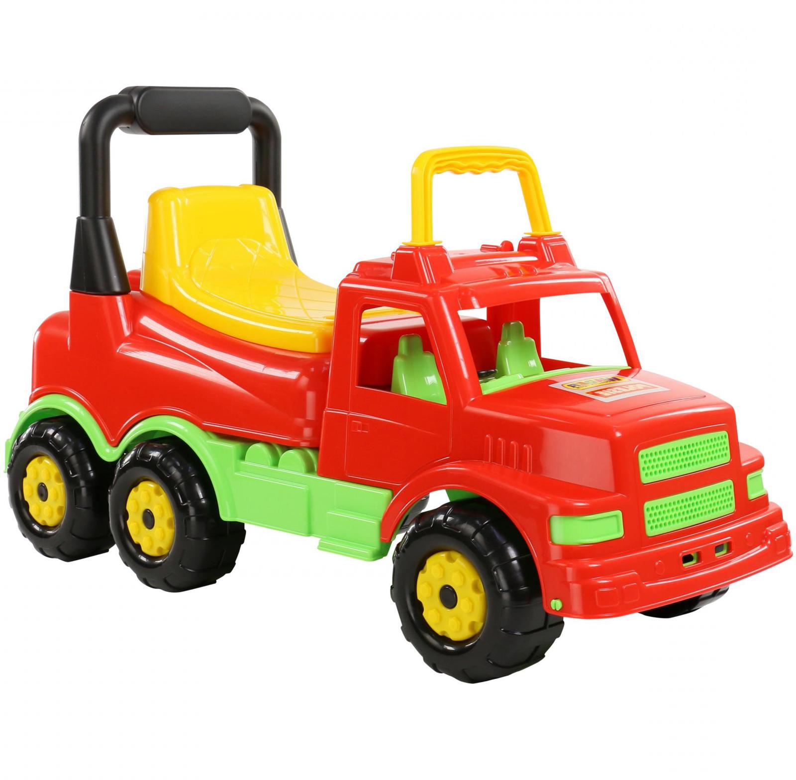 Автомобиль-каталка Полесье Буран №1, 43634, цвет в ассортименте