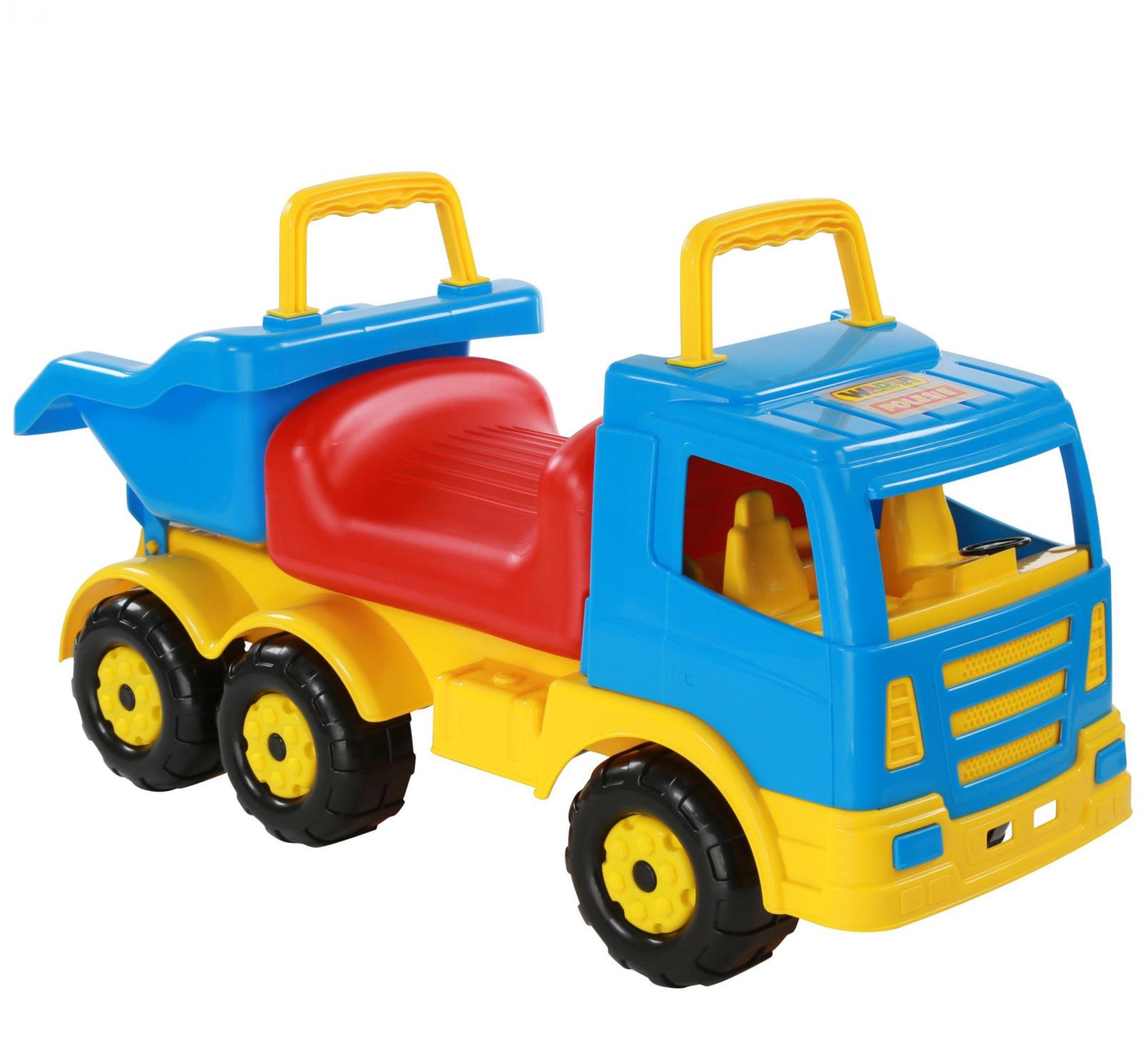 Автомобиль-каталка Полесье Премиум-2. 67142, цвет в ассортименте автомобиль каталка полесье премиум 2 67142 цвет в ассортименте
