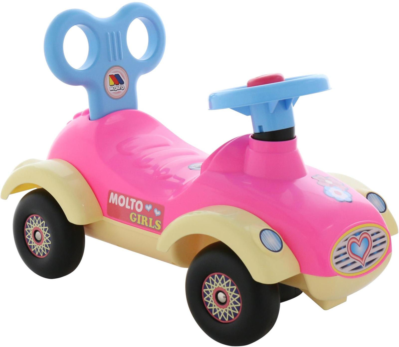 Фото - Автомобиль-каталка Полесье Сабрина. 67197, цвет в ассортименте полесье набор игрушек для песочницы 468 цвет в ассортименте