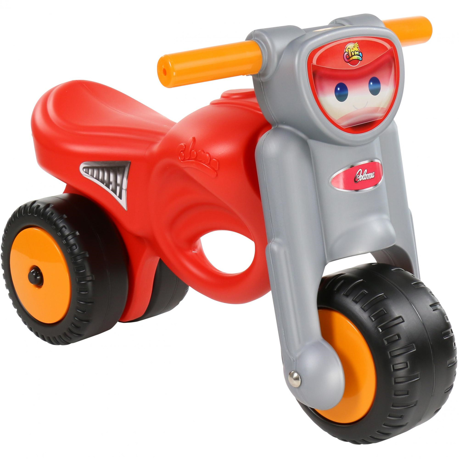 "Мотоцикл-каталка Полесье ""Мини-мото"", цвет в ассортименте"
