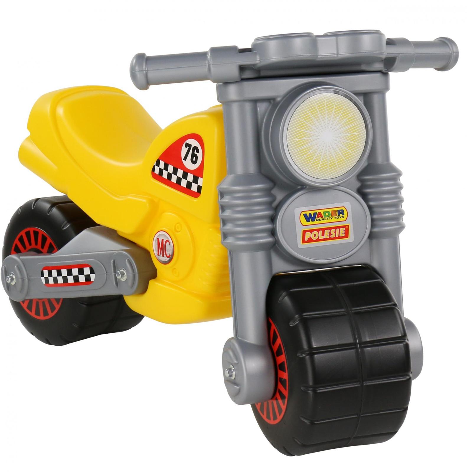 """Мотоцикл-каталка Полесье """"Моторбайк"""", цвет в ассортименте"""
