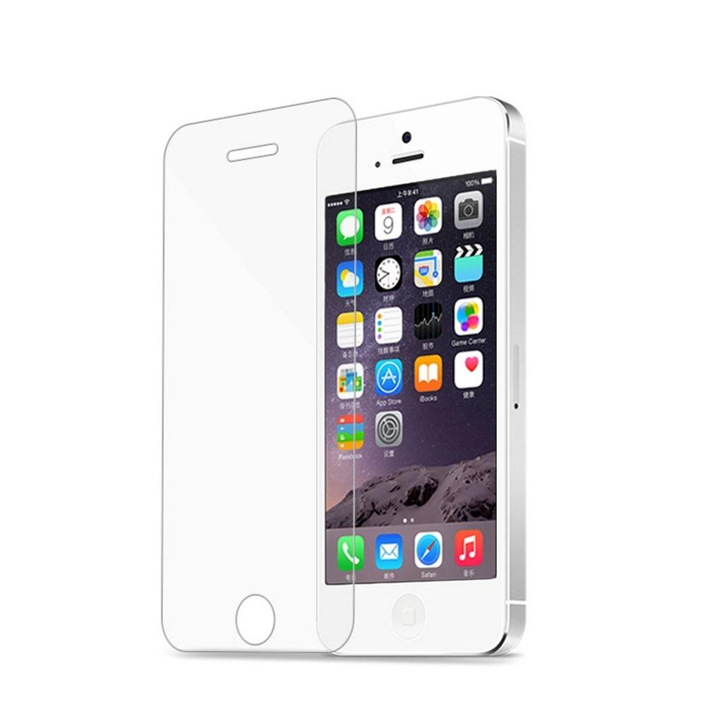 Защитное стекло EVA для Apple IPhone 5/5s/5c прозрачное 0,26 мм. защитное стекло deppa для apple iphone 5 5c 5s se 0 3 мм прозрачное