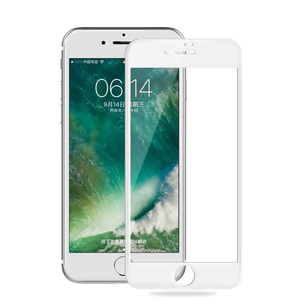 Защитное средство EVA Защитное стекло 3D для Apple iPhone 7/8 - Белое