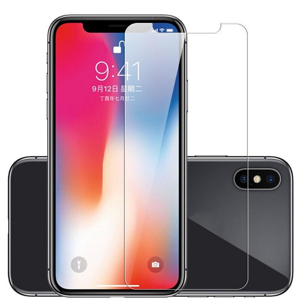 Защитное стекло EVA для Apple iPhone X прозрачное 0,26 мм