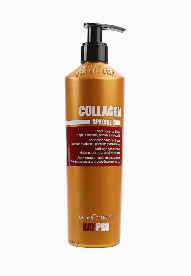 Кондиционер для волос KayPro антивозрастной с коллагеном. Объем 350 мл kaypro кондиционер с коллагеном для длинных волос 350 мл
