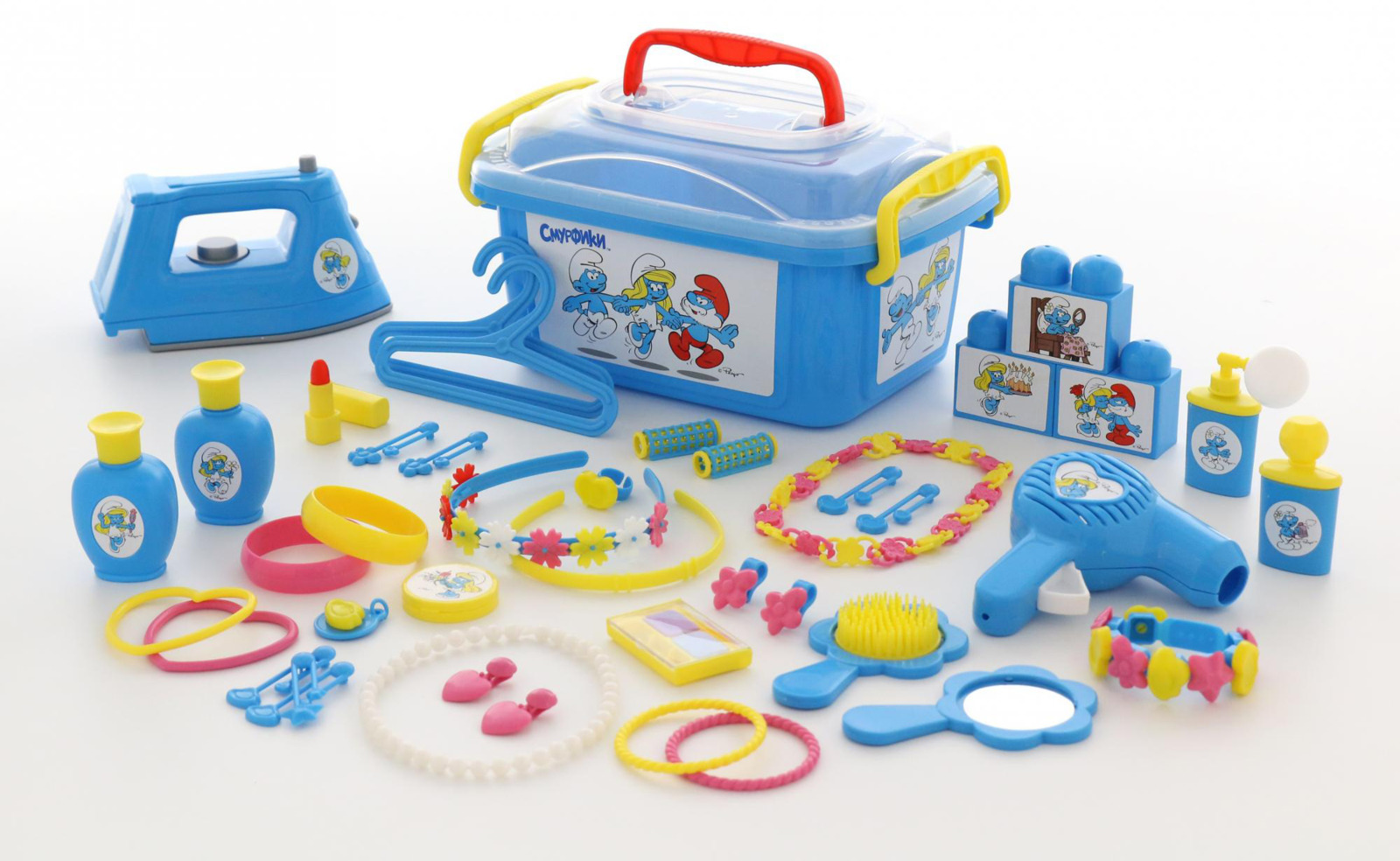 Сюжетно-ролевые игрушки POLESIE Смурфетта