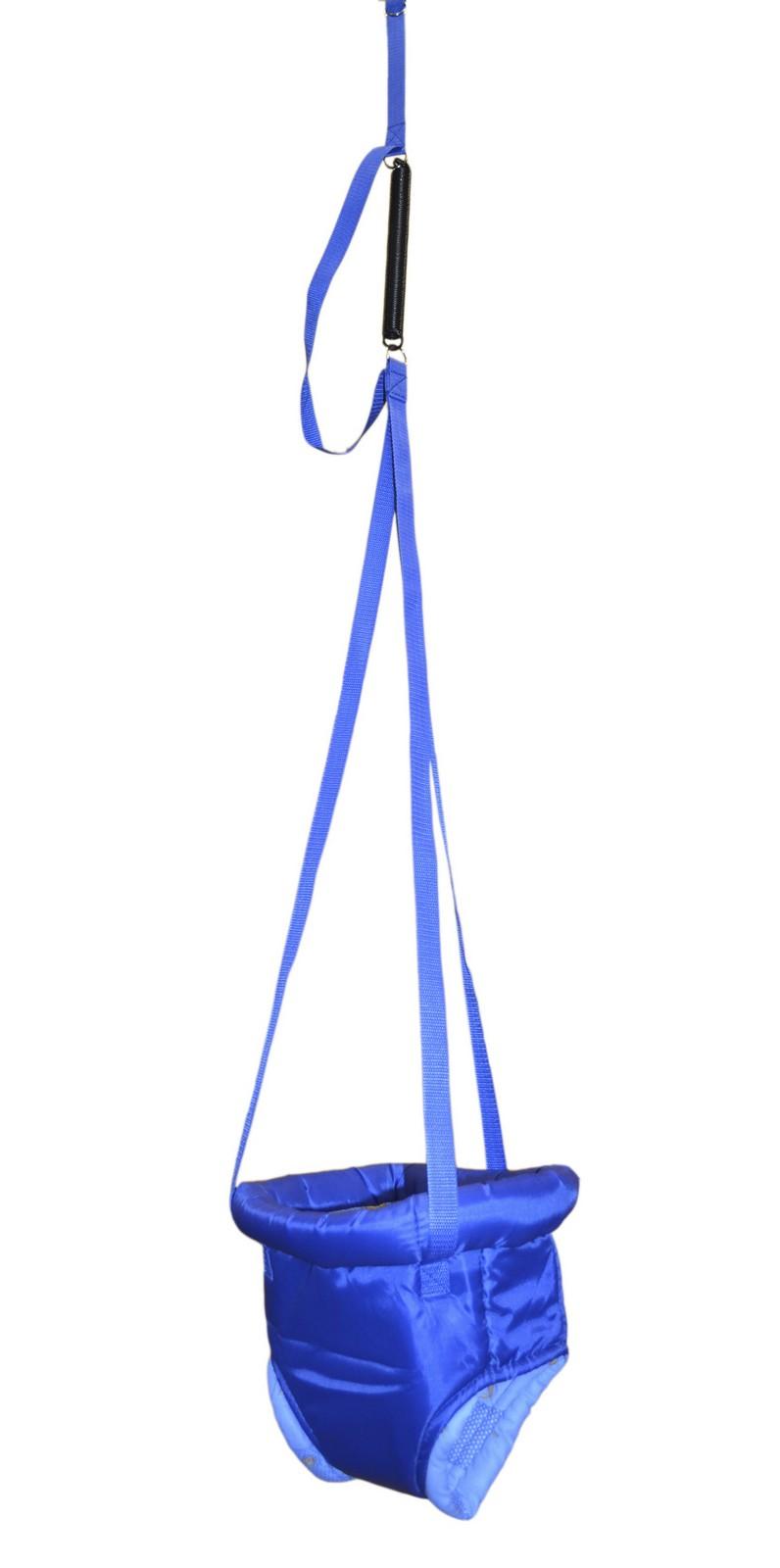 прыгунки Детский тренажер Мирти Прыгунки №3, 4610003450038, голубой