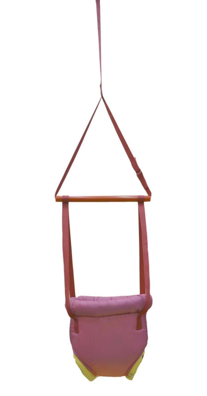 прыгунки Детский тренажер Мирти Прыгунки №4, 4610003450045, розовый