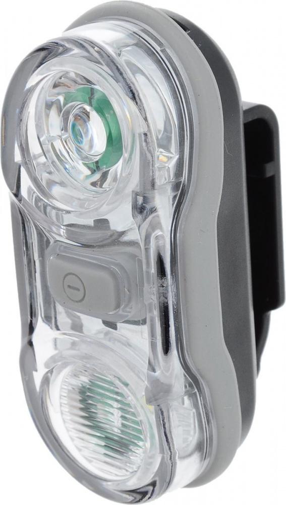 Передний габаритный фонарь D-Light, 405W, цвет: черный задний габаритный фонарь с зарядкой topeak redlite mini usb tms078