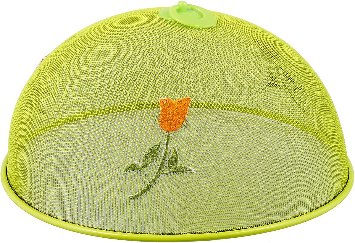 Крышка для защиты от насекомых Mayer & Boch, цвет в ассортименте. Диаметр 24 см. 27141 крышка для защиты от насекомых mayer