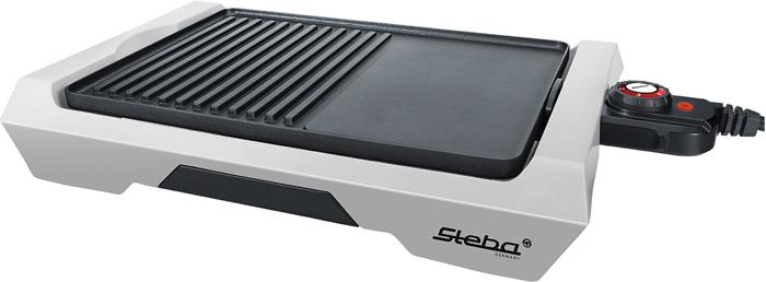 Гриль-барбекю Steba VG 50 Table, Silver Black гриль steba vg 250 bbq grill