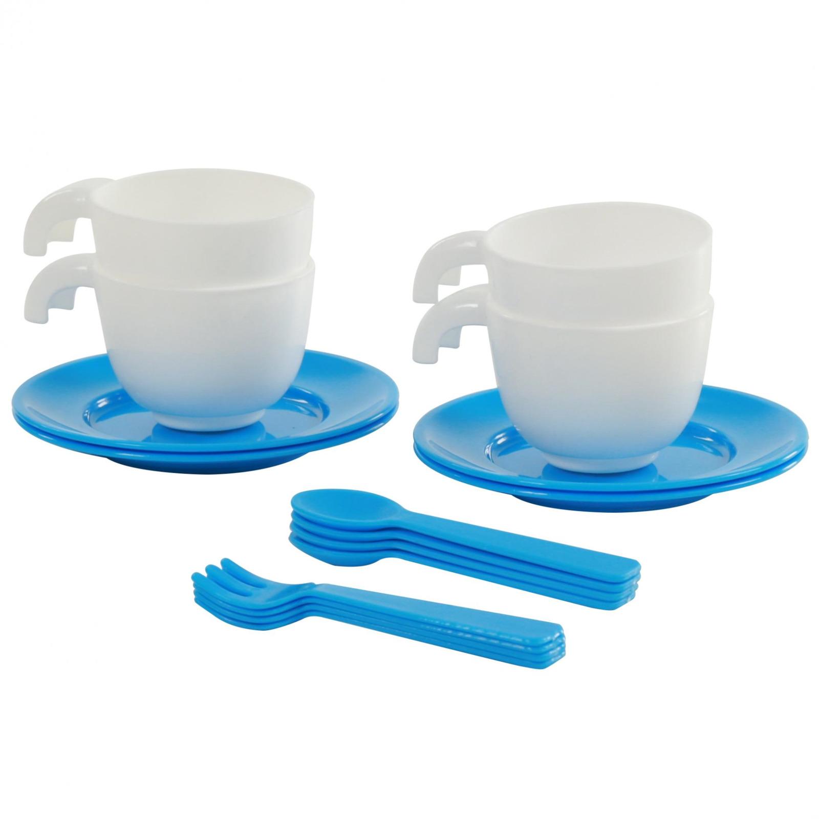 Набор детской посуды Полесье TOP Chef, на 4 персоны, 16 элементов, цвет в ассортименте игра полесьенабор детской посуды top chef с корзинкой 42637
