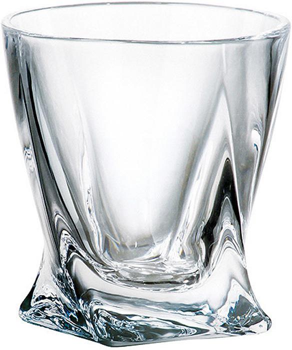 Набор стопок для водки Crystalite Bohemia Quadro, 55 мл, 6 шт набор стопок для водки сильвана греция из 6 шт 60 мл