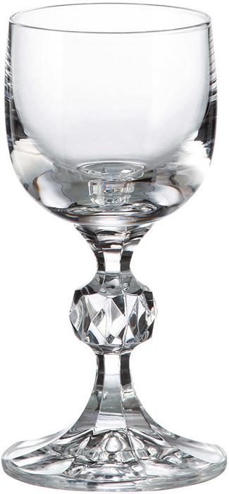 Набор рюмок для водки Crystalite Bohemia Sterna/Klaudie, 50 мл, 6 шт набор рюмок для водки crystalite bohemia сафари ассорти 50 мл 6 шт 22993