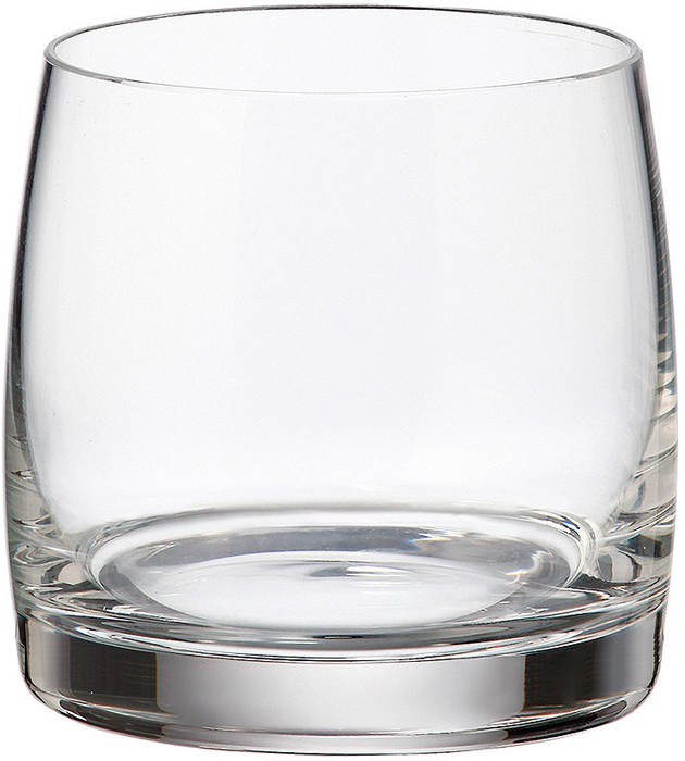 Набор стаканов для виски Crystalite Bohemia Pavo/Идеал, 230 мл, 6 шт набор для виски 7 предметов crystalite bohemia набор для виски 7 предметов