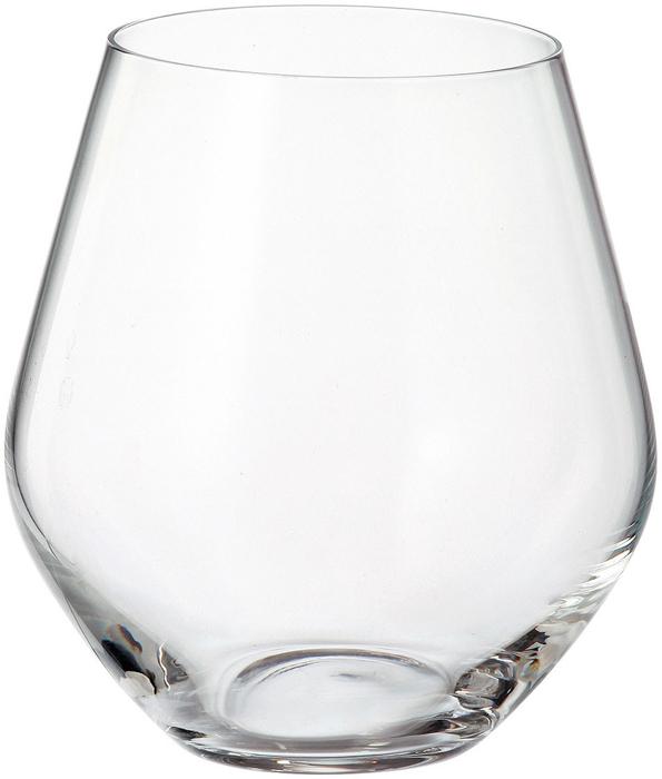 Набор стаканов для воды Crystalite Bohemia Michelle, 500 мл, 6 шт. 22695