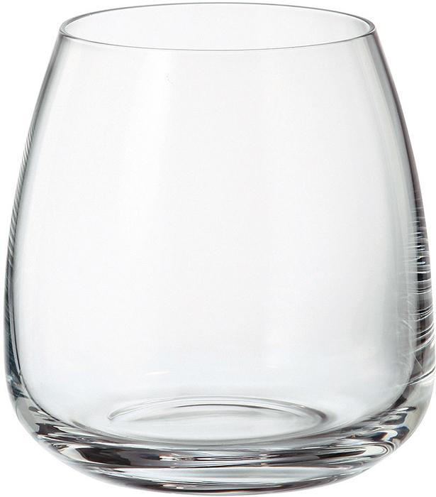 Набор стаканов для виски Crystalite Bohemia Anser/Alizee, 400 мл, 6 шт