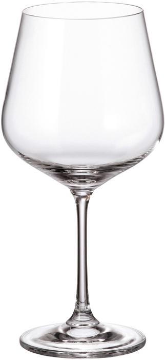 Набор бокалов для вина Crystalite Bohemia Strix/Dora, 600 мл, 6 шт набор бокалов для вина art decor positano 600 мл 6 предметов