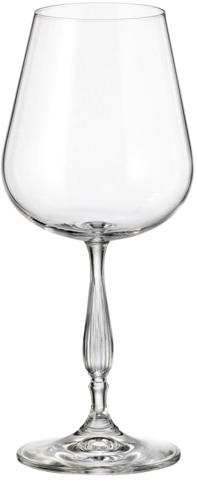 Набор бокалов для вина Crystalite Bohemia Scopus/Evita, 540 мл, 6 шт